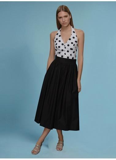 Faraway Alicia Skirt Siyah
